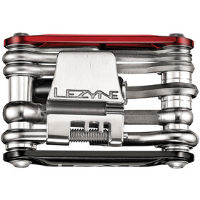 Lezyne Rap-15 CO2 Multi Tool, red/black